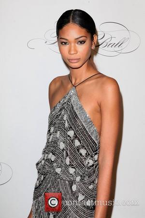 Supermodel Chanel Iman Dismisses Kanye West Dating Rumours