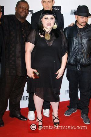 Beth Ditto Keep A Child Alive - Black Ball held at the Roundhouse - Arrivals London, England - 15.06.11