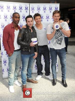 Blue and Duncan James