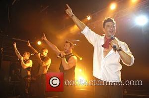 Lee Ryan, Simon Webbe, Antony Costa and Duncan James Blue perform live at G-A-Y London, England - 30.04.11