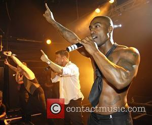 Lee Ryan, Duncan James and Simon Webbe Blue perform live at G-A-Y London, England - 30.04.11