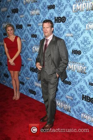 Aysha Hauer, Thomas Jane  Boardwalk Empire season 2 Premiere at the Ziegfeld theater New York City, USA - 14.09.11
