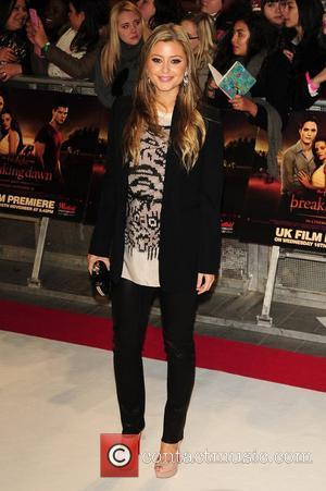 Holly Valance To Take Ballet Lessons Following Dancing Exit