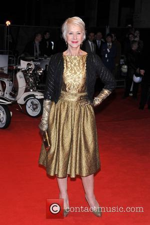 Mirren Learned French To Woo Boys