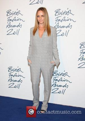 Stella McCartney The British Fashion Awards 2011, held at the Savoy - Arrivals London, England - 28.11.11