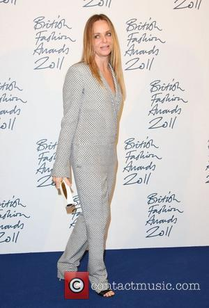 Stella McCartney British Fashion Awards 2011 held at the Savoy Hotel - Press Room London, England - 28.11.11