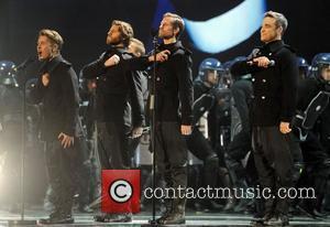Brit Awards, Take That, O2 Arena