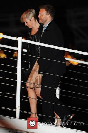 Gary Barlow and Dawn Barlow The BRIT Awards 2011 Universal party - Arrivals London, England - 15.02.11