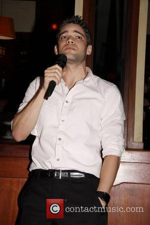 Jeremy Jordan  Henry's restaurant owner Henry Rinehart and Jeff Calhoun hosts Broadway Watches the Oscars, a special evening where...