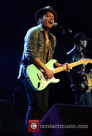 Olympia, Bruno Mars