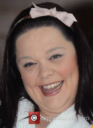 Lisa Riley The Calendar Girls stage show with Ruth Madoc, Gwen Taylor, Diana Moran, Danielle Lineker, Lisa Riley, Bernie Nolan,...