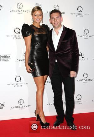 Holly Valance and Nick Candy Candy & Candy: The Art of Design - book launch party London, England - 26.10.11