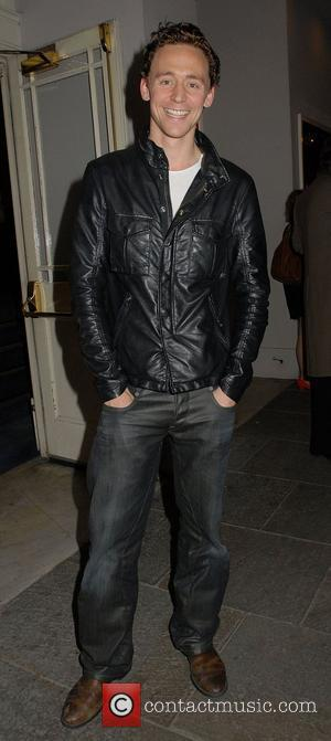 Tom Hiddleston,  at the Cause Celebre press night at The Old Vic Theatre - Departures London, England - 29.03.11