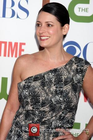Paget Brewster  CBS TCA Summer 2011 All Star Party at Robinson May Parking Garage Beverly Hills, California - 04.08.11