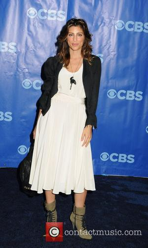 Jennifer Esposito 2011 CBS Upfront held at the Lincoln Center New York City, USA - 18.05.11