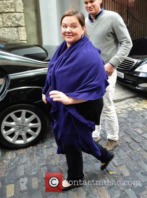 Melissa McCarthy out and about in Dublin Dublin, Ireland – 09.06.11