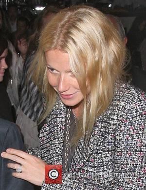 Gwyneth Paltrow Holds Yard Sale For Charity