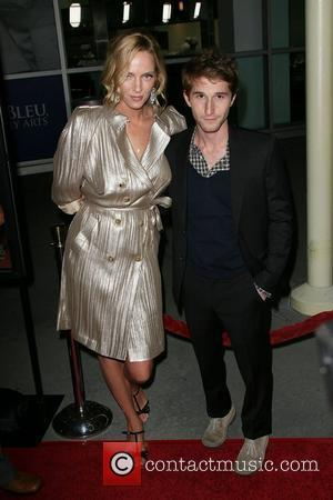 Uma Thurman and Director Max Winkler Los Angeles Premiere of Ceremony held at the ArcLight Hollywood Theatre Hollywood, California -...