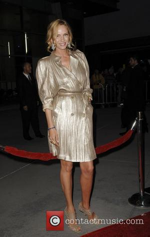 Uma Thurman  Los Angeles Premiere of Ceremony held at the ArcLight Hollywood Theatre Hollywood, California - 22.03.11