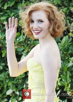 Jessica Chastain Nervous About Hollywood Career