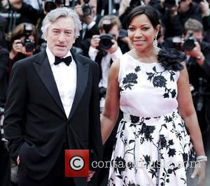 Robert De Niro and Grace Hightower 2011 Cannes International Film Festival - Day 4 - Pirates of the Caribbean: On...