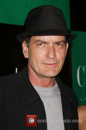 Charlie Sheen Charlie Sheen hosts an evening at Chateau Club and Gardens inside the Paris Hotel and Casino  Las...