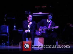 Cheyenne Jackson and Steve Bargonetti The New York Pops presents Cheyenne Jackson's Cocktail Hour: Music of the 'Mad Men' Era...