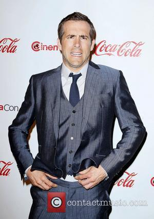 Ryan Reynolds CinemaCon 2011 Big Screen Achievement Awards, held at Caesars Palace Resort and Casino  Las Vegas, Nevada -...