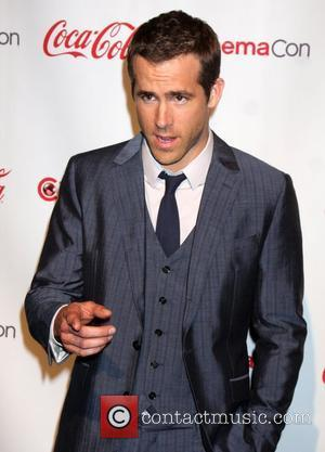 Ryan Reynolds CinemaCon 2011 Big Screen Achievement Awards held at Caesars Palace Resort and Casino - Press Room Las Vegas,...