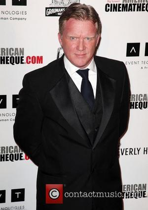 Anthony Michael Hall and Beverly Hilton Hotel