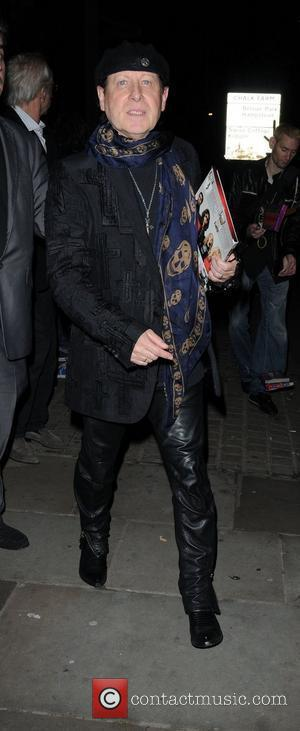 Klaus Meine 'Classic Rock Roll Of Honour' at the Roundhouse - Departures London, England - 09.11.11