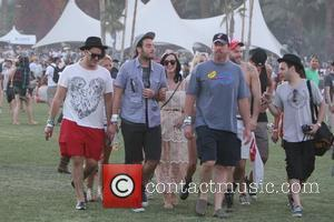 Katy Perry  Celebrities at the 2011 Coachella Valley Music and Arts Festival - Day 2 Indio, California - 16.04.11
