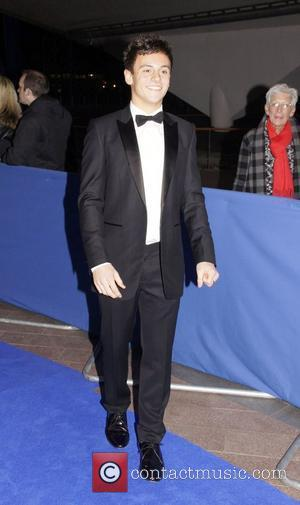 Tom Daley  The British Comedy Awards 2011 At The 02  London England - 22.01.11