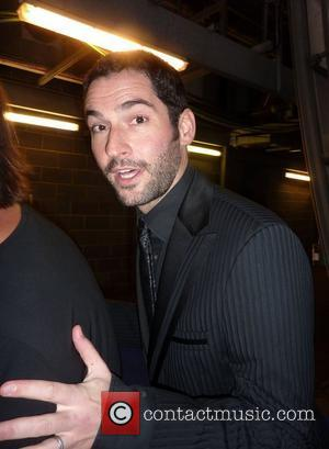 Tom Ellis The British Comedy Awards 2011 At The 02  London England - 22.01.11