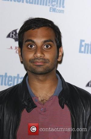 Aziz Ansari Comic-Con 2011 Day 4 - Entertainment Weekly Party - Arrivals San Diego, California - 24.07.11