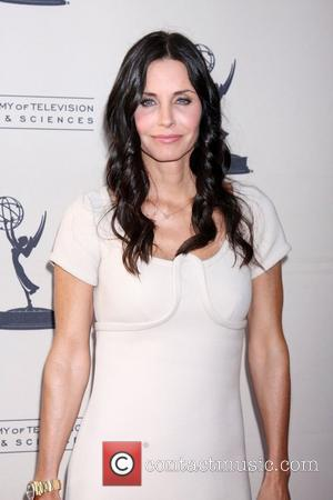 Courteney Cox Developing 'The New Friends' With Husband