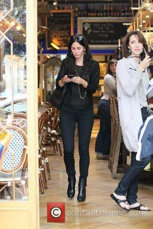 Courteney Cox, 'I Could Become A Cougar'