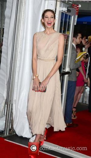 Analeigh Tipton  World premiere of 'Crazy, Stupid, Love' held at the Ziegfeld Theater - Arrivals New York City, USA...