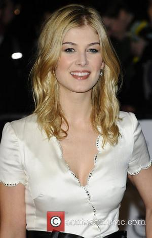 Rosamund Pike  The London Critics' Circle Film Awards held at the BFI Southbank - Arrivals. London, England - 10.02.11