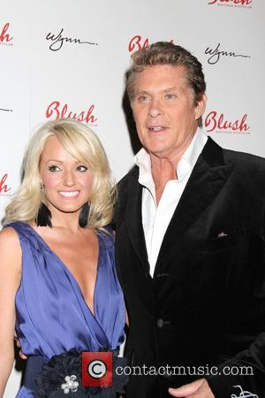David Hasselhoff's Lover Back To Reality With Return To Retail Work