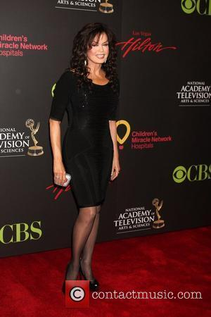 Marie Osmond,  arriving at the Daytime Emmy Awards at the Hilton Hotel and Casino - Red Carpet. Las Vegas,...
