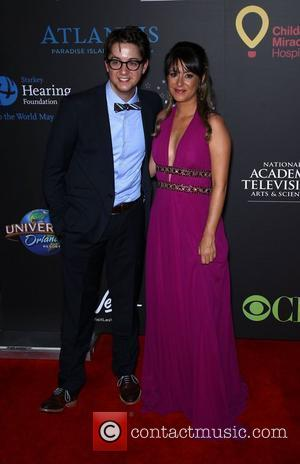 Bradford Anderson, Kimberly McCullough Daytime Emmy Awards at the Hilton Hotel and Casino - Red Carpet Las Vegas, Nevada -...