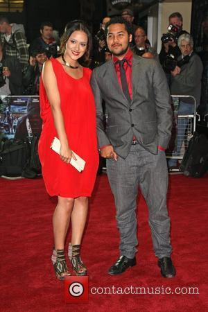 Nathalie Emmanuel and Devon Anderson 'Demons Never Die' UK film premiere held at the Odeon West End - Arrivals London,...