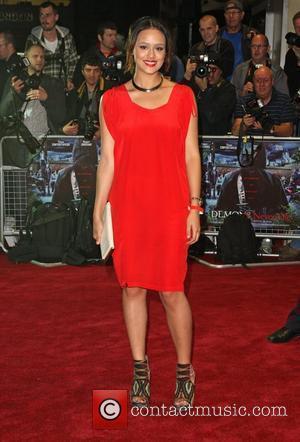 Nathalie Emmanuel 'Demons Never Die' UK film premiere held at the Odeon West End - Arrivals London, England - 10.10.11