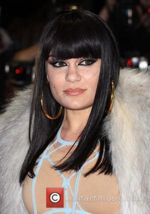 Jessie J Unveiled As Tights Model