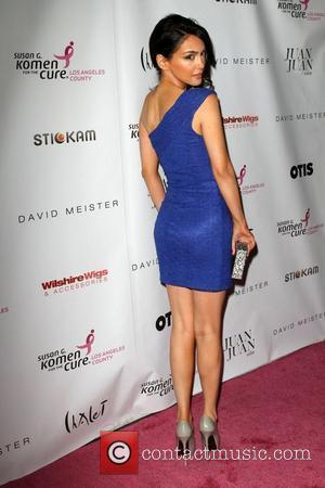 Nazanin Boniadi The Designs For the Cure Gala to benefit Susan G. Komen Los Angeles held at Bel-Air Bay Club...