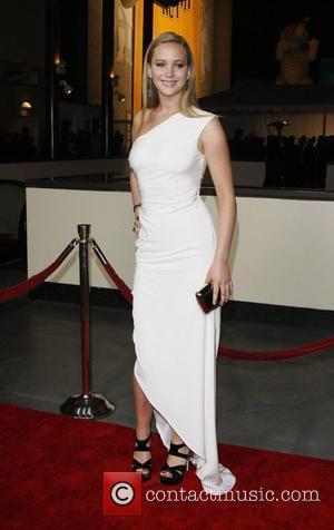Jennifer Lawrence 63rd Annual DGA Awards at the Grand Ballroom at Hollywood & Highland Center Hollywood, California - 29.01.11
