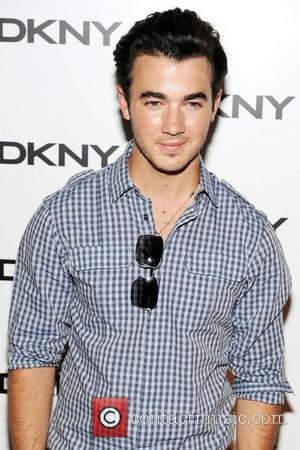 Kevin Jonas Keeping His Fingers Crossed For Sister-in-law's Driving Test