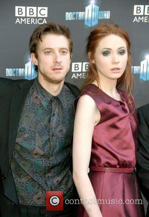 Arthur Darvill and Karen Gillan 'Doctor Who' screening held at the Village East Cinema New York City, USA - 11.04.11