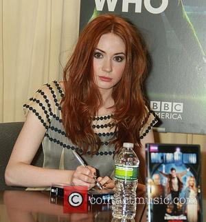 Karen Gillan 'Doctor Who: The Complete Fifth Series' signing session at Barnes & Noble New York City, USA - 08.04.11